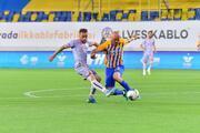 Ankaragücü-Başakşehir maçından en özel kareler