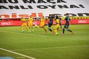 Trabzonspor-Ankaragücü maçından en özel kareler