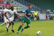 Rizespor - Denizlispor maçından en özel kareler