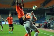 Başakşehir-Galatasaray maçından en özel kareler