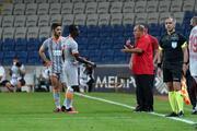 Galatasaraydan Başakşehir maçında isyan: Hocam kırmızı bu, izle