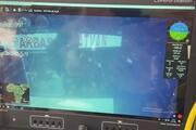 Van Gölünde batan teknenin yeri tespit edildi