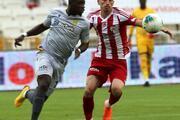 Sivasspor-Yeni Malatyaspor maçından en özel kareler