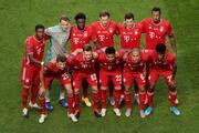 PSG - Bayern Münih maçından kareler