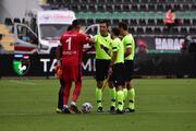 Denizlispor - Trabzonspor maçından kareler