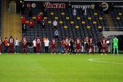 Fenerbahçe - Hatayspor maçından özel kareler