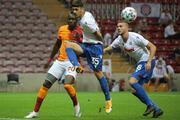 Galatasaray - Hajduk Split maçından fotoğraflar