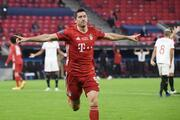 Bayern Münih - Sevila | UEFA Süper Kupa maçından fotoğraflar