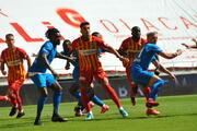 Kayserispor - BB Erzurumspor maçından fotoğraflar