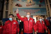 Cumhurbaşkan Erdoğan, Teknofest 2020 Ödül Töreninde