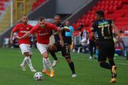 Göztepe - Gaziantep FK maçından fotoğraflar