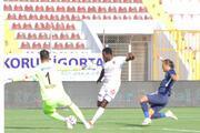 Hatayspor - Kasımpaşa maçından fotoğraflar