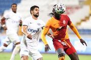 Kasımpaşa-Galatasaray maçından en özel fotoğraflar