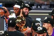 Son Dakika   NBAde şampiyon Los Angeles Lakers İşte şampiyonluk fotoğrafları...