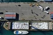 Marmarada gemiye operasyon