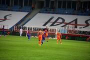 Trabzonspor-Başakşehir maçından en özel fotoğraflar
