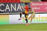 Göztepe-Fenerbahçe maçından en özel fotoğraflar