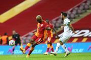 Galatasaray - Alanyaspor maçından fotoğraflar