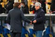 Dinamo Kiev - Juventus maçından özel kareler