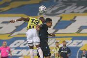 Fenerbahçe-Trabzonspor maçından en özel fotoğraflar