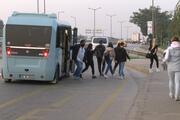 İstanbulda toplu ulaşımda yoğunluk
