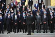 Eski Bakan Osman Durmuş için TBMMde tören düzenlendi