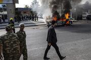 Ermenistan Berde kent merkezini vurdu
