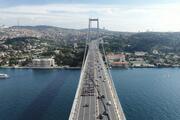 15 Temmuz Şehitler Köprüsü'nde şaşırtan görüntü