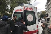 Beşiktaşta elektrik kablolarında patlama