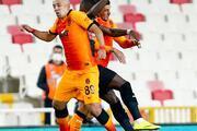 Sivasspor-Galatasaray maçından en özel fotoğraflar