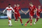 Macaristan-Türkiye maçından en özel fotoğraflar