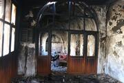 Siirtte tarihi camide yangın