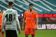 Beşiktaş Başakşehir maçından fotoğraflar