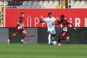 Hatayspor Rizespor maçından fotoğraflar