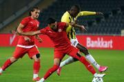 Fenerbahçe - Sivas Belediyespor maçından öne çıkan fotoğraflar