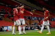 Manchester United - Başakşehir maçından fotoğraflar