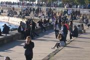 İstanbulda sokağa çıkma kısıtlaması saatler kala şaşkına çeviren görüntü
