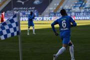 Erzurumspor - Antalyaspor maçından özel kareler