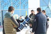 Konyada güneş sistemini tartıştıkları videoları binlerce izlenen Konyalı gençler konuştu