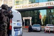 Kahramanmaraşta ihbara giden polis ekibine silahla ateş edildi