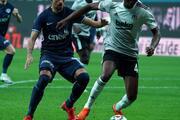 Beşiktaş-Kasımpaşa maçından en özel fotoğraflar