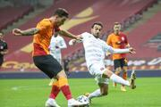 Galatasaray-Hatayspor maçından en özel fotoğraflar
