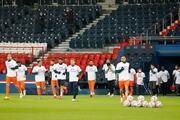 PSG-Başakşehir maçından en özel fotoğraflar