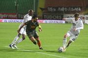 Alanyaspor-Beşiktaş maçından en özel fotoğraflar