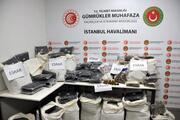 İstanbul Havalimanında operasyon Değeri 13 milyon TL: Pes dedirten yöntem