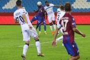 Trabzonspor-Adana Demirspor maçından en özel fotoğraflar