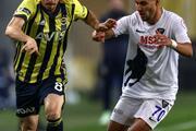Fenerbahçe-Karacabey Belediyespor maçından en özel fotoğraflar