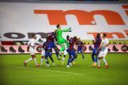 Trabzonspor-Rizespor maçından en özel fotoğraflar