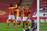 Galatasaray - Göztepe maçından öne çıkan fotoğraflar