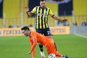 Fenerbahçe-Başakşehir maçından en özel fotoğraflar